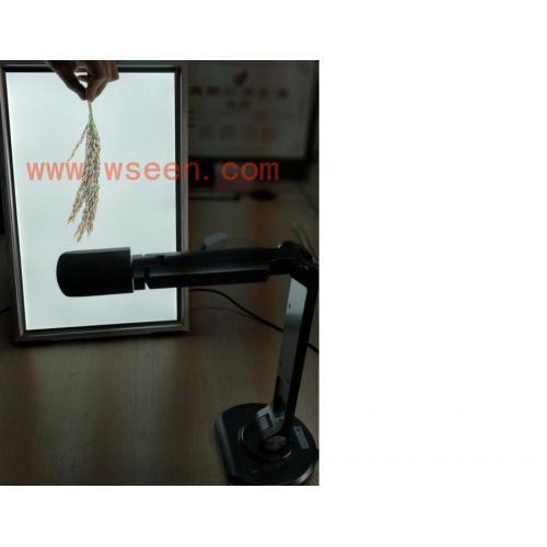 万深SC-K型水稻麦穗穗长-茎粗-茎叶角自动测量仪