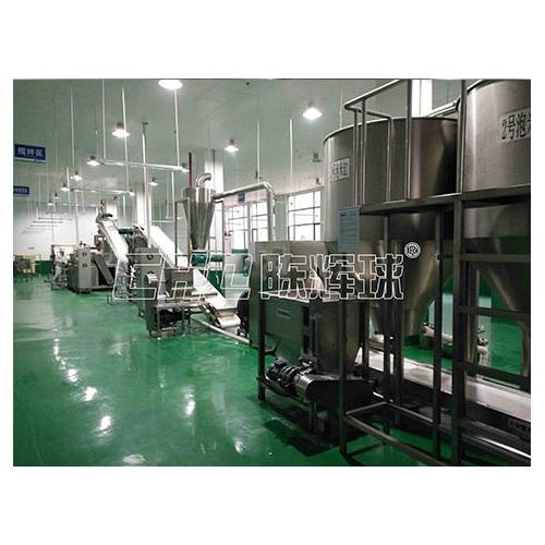 鲜湿米粉设备_自动化鲜湿米粉机械3人操作生产