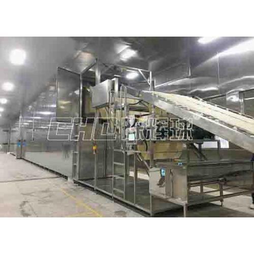 专业的米粉设备厂家根据需求定制的大型米线生产机械