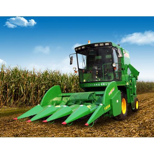 4YZL-4A自走式玉米籽粒收获机