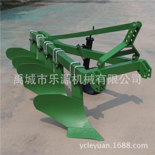 五铧铧式犁、耕地犁、拖拉机悬挂式犁