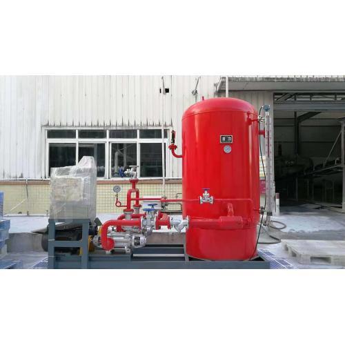 蒸汽回收机成效参考