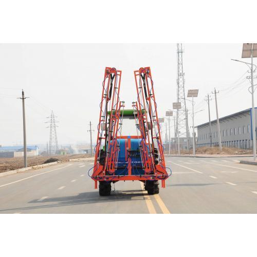 华玺3WPX-800悬挂式喷杆喷雾机玉米打药机厂家批发价格低