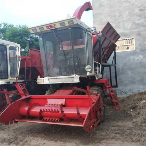 玉米秸秆青储机、皇竹草粉碎收割机