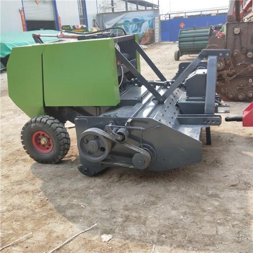 牵引式玉米秸秆粉碎打捆机 麦草捡拾打捆机 厂家