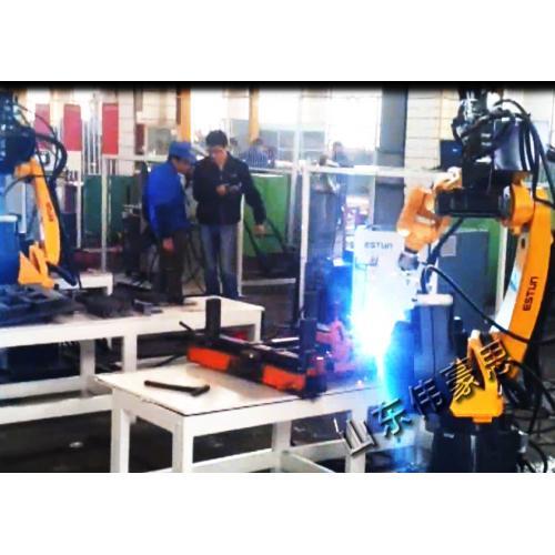 自动激光焊接机器人 农业机械全自动点焊机器人