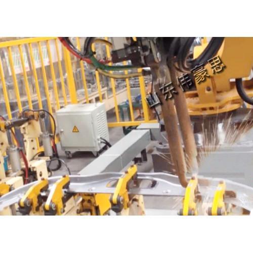 农业机械业激光焊接机器人 焊接机械手
