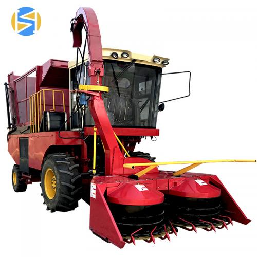 售内蒙古新型2.3米全自动玉米青贮机价格表