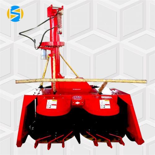 张掖大型背负式青贮机割台犇牛1.8米玉米青饲料收获机生产厂家