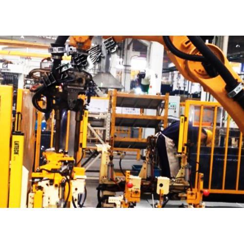 全自动电话机械手 家电业焊接机器人