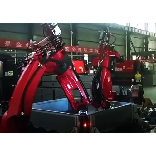 自动焊接机械手 农业机械低碳钢点焊机器人