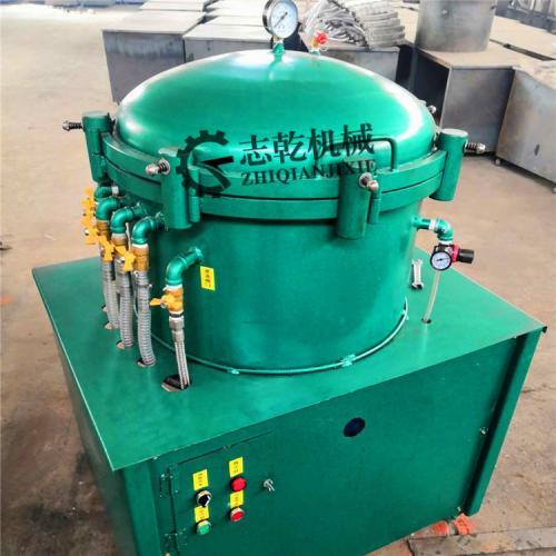 百叶分路式滤油机 花生滤油机 亚麻油过滤机 油脂低温滤油机