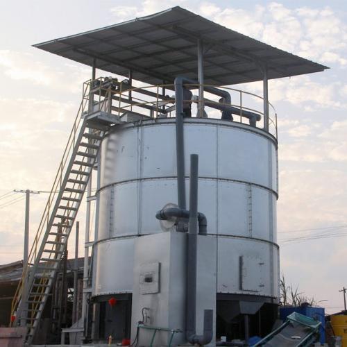 有机废弃物高温发酵塔有机肥发酵罐