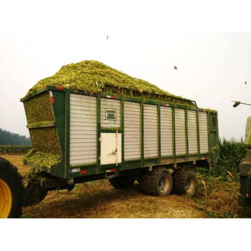 青贮运输自卸拖车