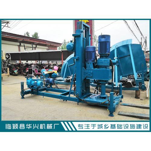 拖拉式反循环打井机 牵引式打井机  打井机厂家