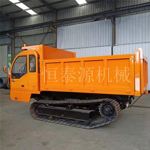 履带运输车