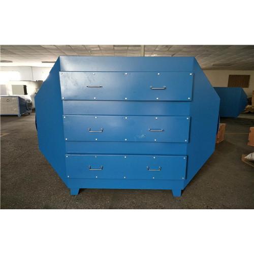 活性炭吸附箱--喷漆废气处理设备