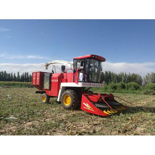 玉米秸秆青储机牧草收获机