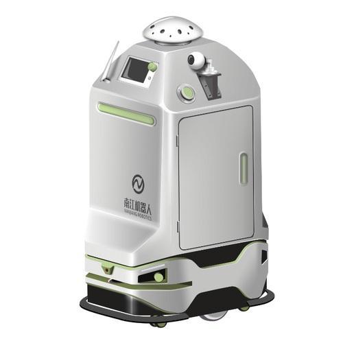 南江智能消毒(环境监测)机器人