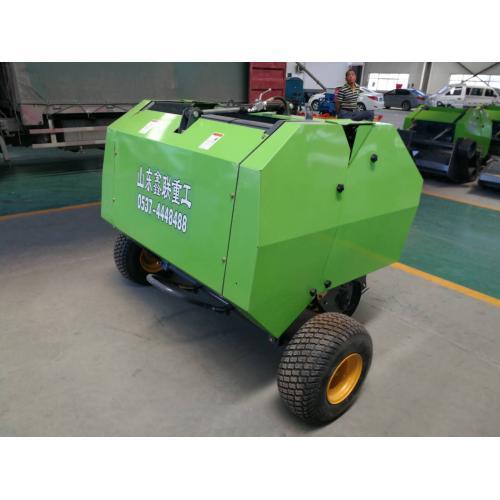 山东麦草稻草打捆机价格麦秸压捆机