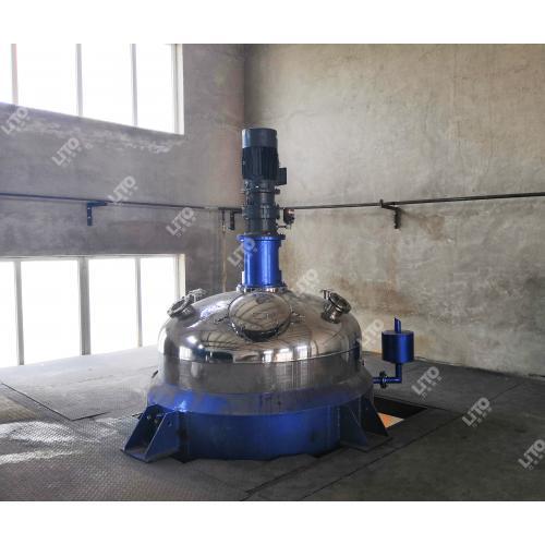 液体肥专用反应釜——不锈钢反应釜