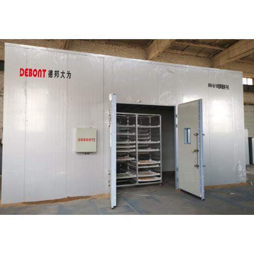 DEBONT 5HDG-56/180型果蔬烘干机