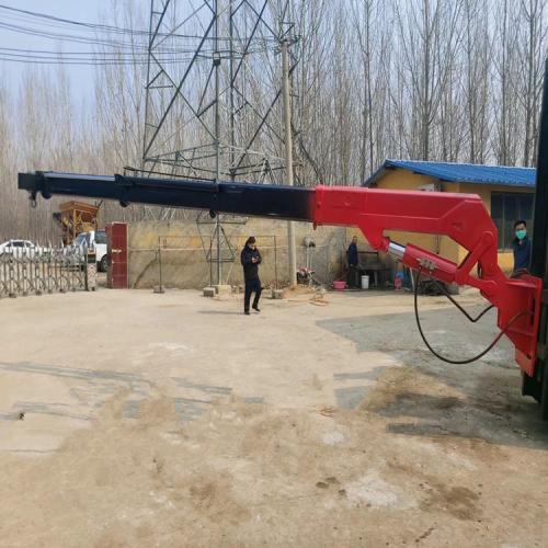 叉车吊车一体机 专业改装叉车吊车