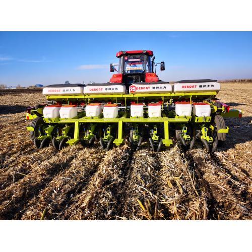 DEBONT 1205型高性能免耕精量播种机