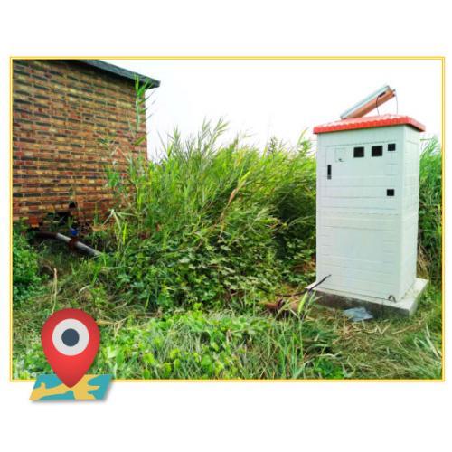农业IC卡机井控制管理系统