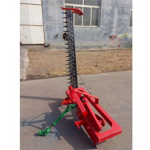 新型打草机 悬挂式割草机 割牧草紫花苜蓿的机器