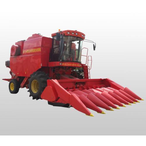 4YZ系列自走式玉米联合收获机