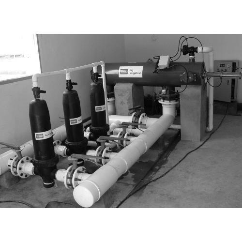 PHA800吸力自动清洗网式过滤器
